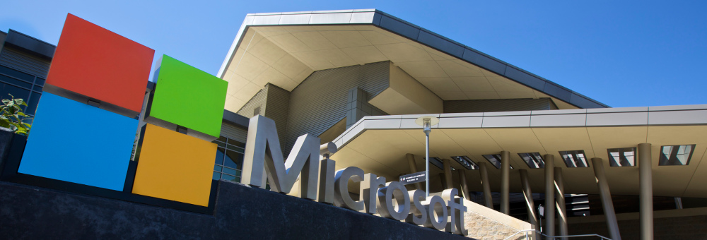 Microsoft Headquarters, foto grande